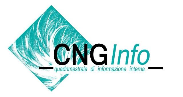 Il nuovo numero di CNGInfo